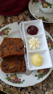 gluten free cakes and spreads