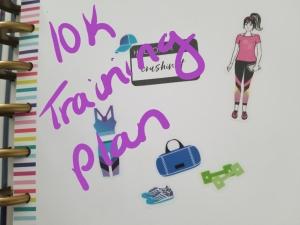 10k Training Plan